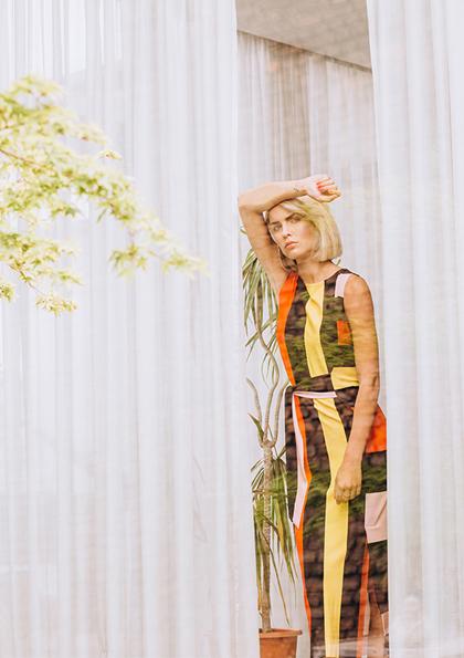 Fotograf: Davis Strassburger | Makeup: Isabella Kirchner | Model: Julia Kammerer
