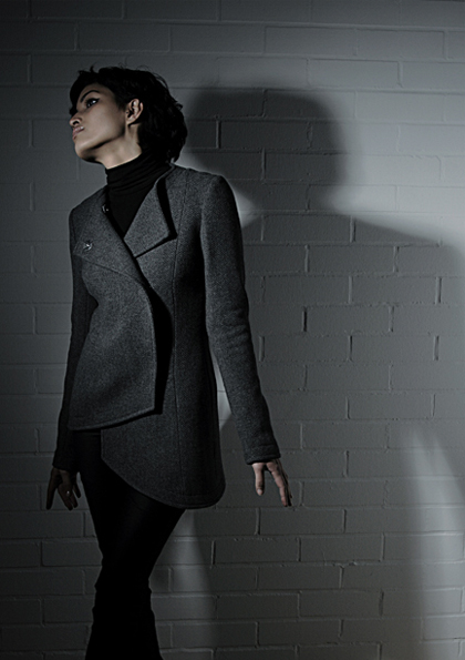 Fotograf: Isabel Bischoff | Makeup: Svetlana Kirs | Model: Anna
