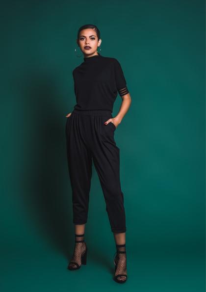 Fotograf: Sebastian Weindel | Makeup: Trina Kaur-Gill | Model: Bruna Rodrigues